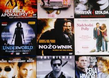 Zestaw 9 filmow