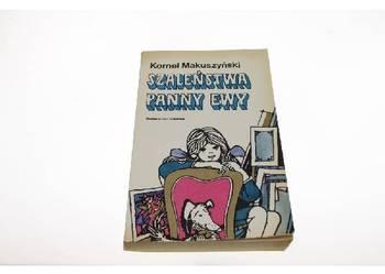 SZALEŃSTWA PANNY EWY - Makuszyński /fa