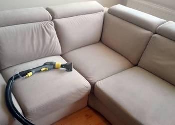 Czyszczenie dywanów i pranie tapicerki meblowej sofy krzesła
