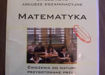 Matematyka Arkusze Maturalne (podstawa i rozszerzenie)