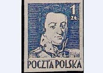 Polska  1944 r.  nr 341 nowodruk