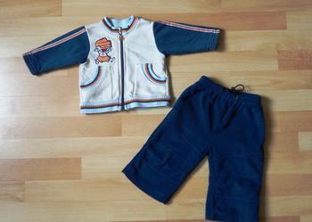 Bluza + spodnie rozm.68