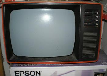 Telewizor  14'' za40zl.
