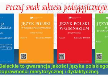 Publikacje, pomoce, poradniki metodyczne dla nauczycieli...