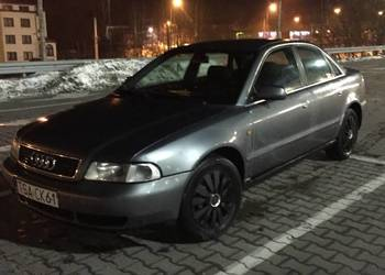 Sprzedam Audi A4 1,8 benzyna