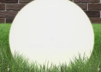 Lampa ogrodowa w kształcie kuli E27 (50395)