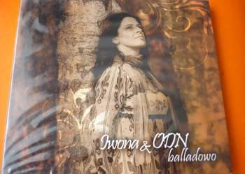 """Płyta CD Iwona & ODN  Orkiestra Dni Naszych """"balladowo"""" nowa"""