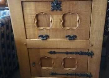 Antyk - drewniana komoda