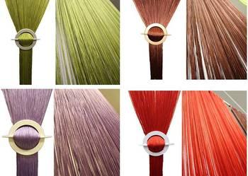 MEGA WYPRZEDAŻ !! Firanki Makarony 300*250 różne kolory