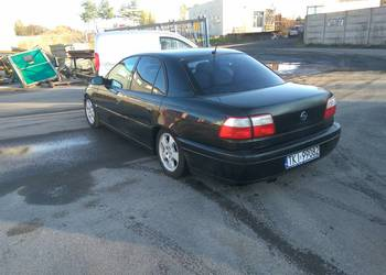 Opel Omega MV6 3.0 LPG STAG Kme manual full