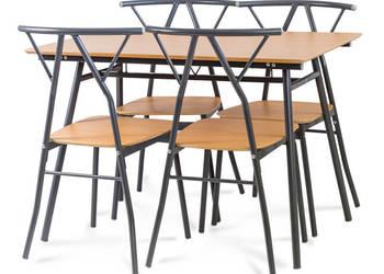 Zestaw stół i 4 krzesła w promocyjnej cenie 650 z przesylka