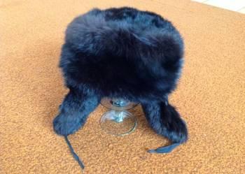9058041351669 czapka z królika - Sprzedajemy.pl