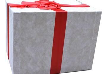 Balonowe pudło box na ślub wesele urodziny. Balony z helem.