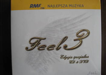 FEEL 3 (Edycja specjalna) CD + DVD.Nowa.Folia.NAJTANIEJ!