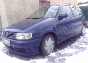 VW POLO 1.4 4 DRZWI EL. SZYBY WSP. KIER.