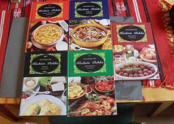 Regionalna Kuchnia Polska - 7 książeczek