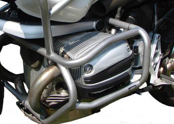 Gmole HEED do BMW R 1150 GS (99-04) - dolne srebrne