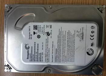Seagate Dysk 500 GB do PC 7200 obrotów