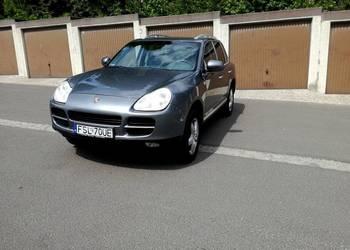 Porsche Cayenne S 4,5 MEGA CENA.2004rok klima,alu- zamiana