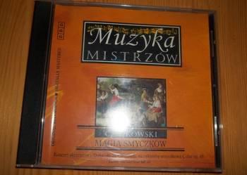 Czajkowski-Magia Smyczków-płyta cd+zeszyt.