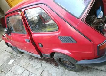Fiat 126p części