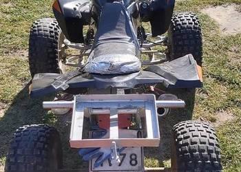 Quad 110cc polautomat 3+R zarejestrowany na sprzedaż  Wojsławice