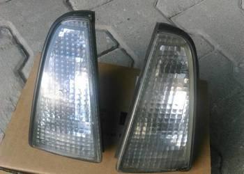 Kierunkowskazy białe Fiat Cinquecento Lewy/Prawy