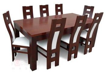 Stół 100/200/440 +8 Krzeseł K-41B