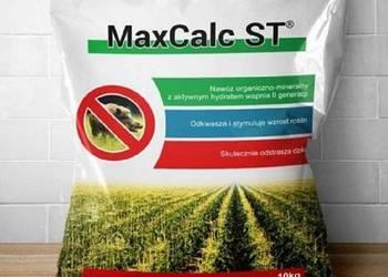 NATURALNY nawóz mineralno-organiczny MaxCalc ST.