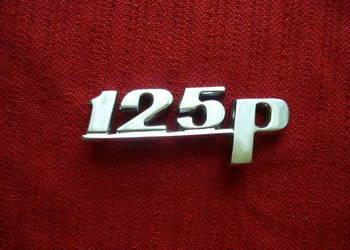 Logo Fiat 125 p