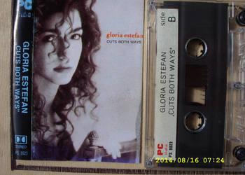 POP ,kaseta ; GLORIA ESTEFAN--CUST BOTH WAYS .