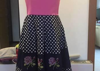 Piękna nowa sukienka gorsetowa, rozm. XS/S