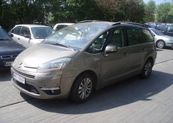 Citroen C4 GRAND PICASSO 1.6 HDI EXCLUSIVE - światła LED