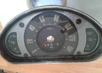 stary  licznik  samochodowy zespolony  VDO