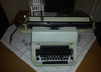 Oryginalna maszyna do pisania PREDOM ŁUCZNIK