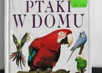 Książka, zwierzęta – Ptaki w Domu .