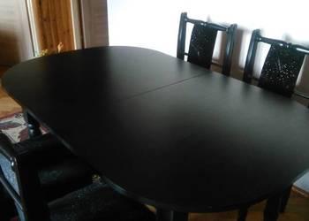 Stół+ 6 krzeseł