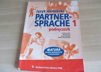 Podręcznik język niemiecki - PARTNER SPRACHE 1