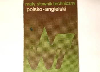 Mały Słownik Techniczny - Polsko Angielski