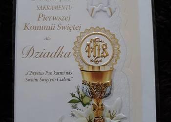 Zaproszenie Dla Dziadka Dla Chrzestnej Matki I Chrzestnego Sosnowiec
