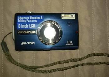 Aparat fotograficzny OLIMPUS SP-700