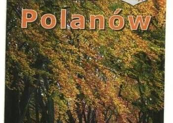 Mapa ulotka - Polanów Gmina