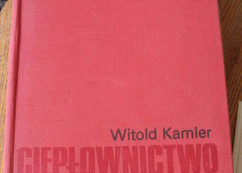 Ciepłownictwo - Witold Kamler