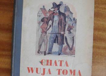 Chata wuja Toma - H. Beecher Stowe 1948 r.
