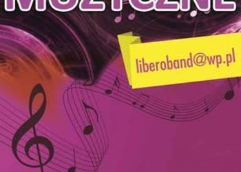 Zespół muzyczny Libero Band - obsługa imprez.