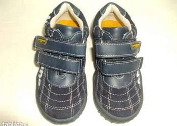 Nowe buciki sandałki skóra ekologiczna dla chłopca