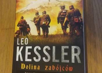 Dolina zabójów. Zamach w Teheranie 1943 - Leo Kessler