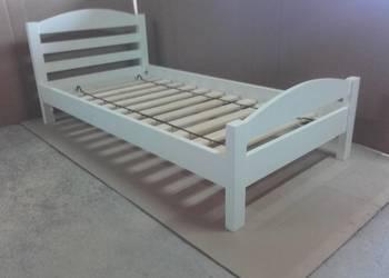 Drewniane łóżko 160x80