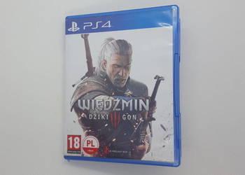 LOMBARDOMAT Gra PS4 Wiedźmin III Dziki Gon O 579/2018