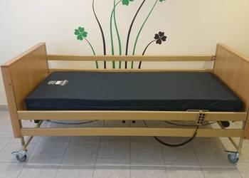 Łóżko rehabilitacyjne 3 funkcyjne sterowane elektrycznie pil